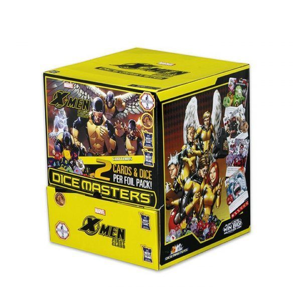 Dice Masters Marvel X-Men First Class - Gravity Feed