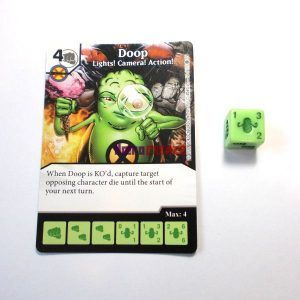 Dice Masters X-Men First Class - 012 Doop (C)