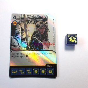 Dice Masters X-Men First Class - 096 Kitty Pryde (R) FOIL