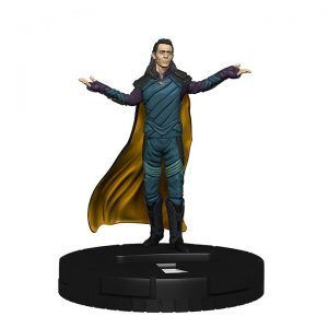 Heroclix Marvel Thor Ragnarok - 002 Loki