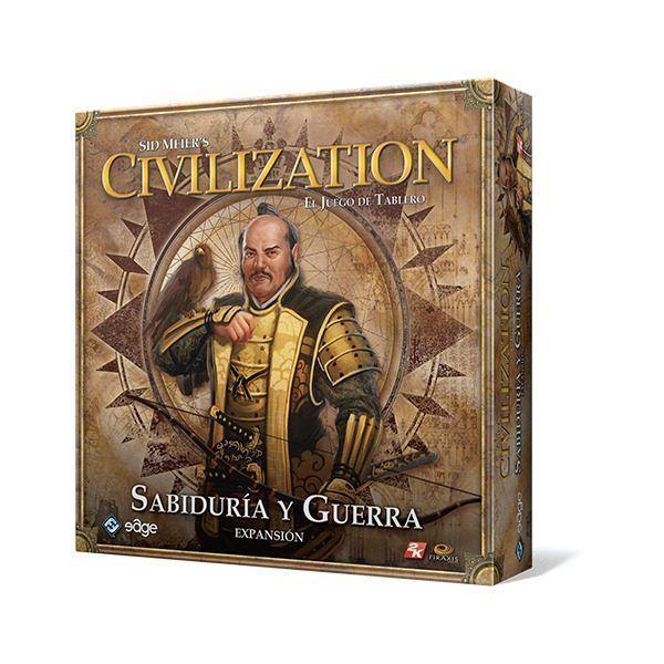 Civilization Sabiduría y Guerra