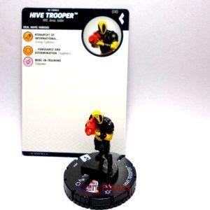 Heroclix DC Harley Quinn and the Gotham Girls – 010 Hive Trooper