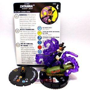 Heroclix DC Harley Quinn and the Gotham Girls – 053 Zatanna