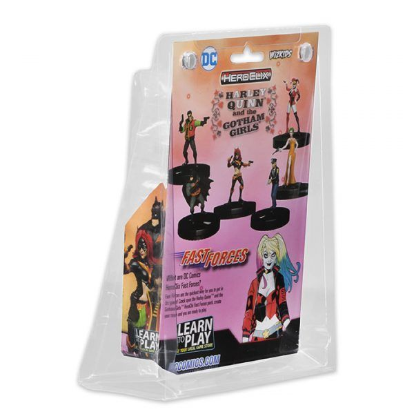 Heroclix DC Harley Quinn and the Gotham Girls - Fast Forces 2