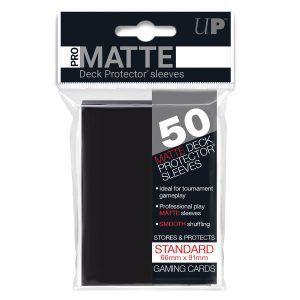 Fundas Ultra Pro Pro Matte Negro
