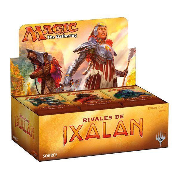 Magic The Gathering Rivales de Ixalan - Caja de Sobres