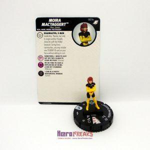 Heroclix Marvel X-Men Xavier's School – 007a Moira Mactaggert