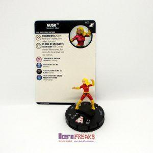 Heroclix Marvel X-Men Xavier's School – 009 Husk