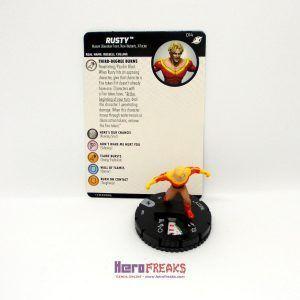 Heroclix Marvel X-Men Xavier's School – 014 Rusty