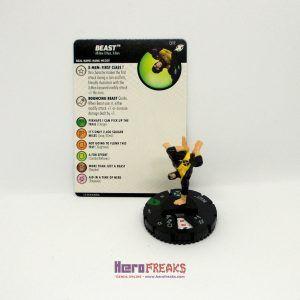 Heroclix Marvel X-Men Xavier's School – 017 Beast