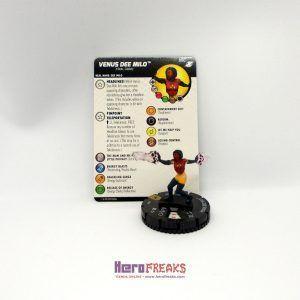 Heroclix Marvel X-Men Xavier's School – 060 Venus Dee Milo