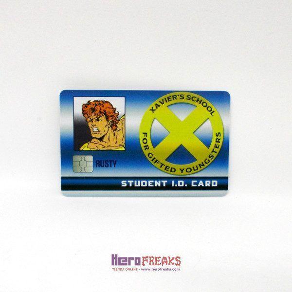 Heroclix Marvel X-Men Xavier's School – XID-004 Rusty