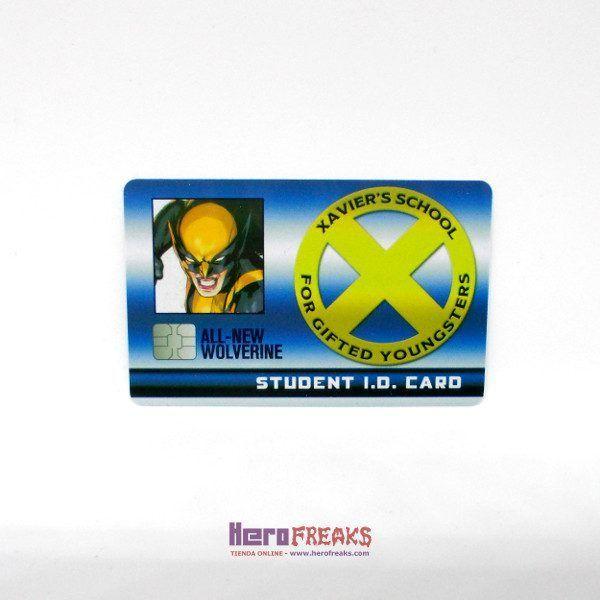 Heroclix Marvel X-Men Xavier's School – XID-006 All-New Wolverine