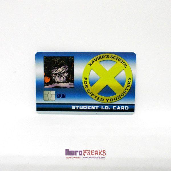 Heroclix Marvel X-Men Xavier's School – XID-014 Skin
