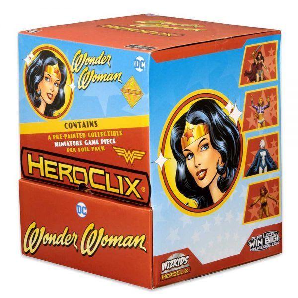 HEROCLIX DC WONDER WOMAN GRAVITY