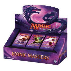 Iconic Masters Box