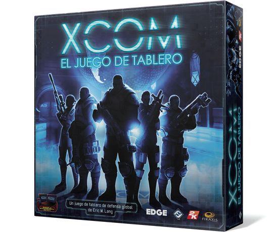 XCOM El Juego de Tablero
