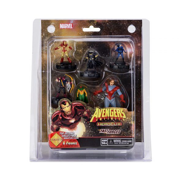 Heroclix Avengers Infinity Fast Forces