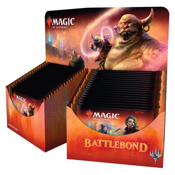 Battlebond Caja de Sobres