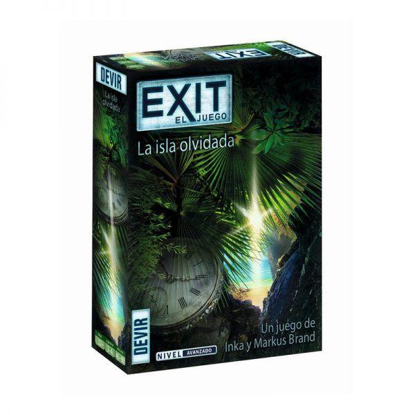 EXIT La Isla Olvidada