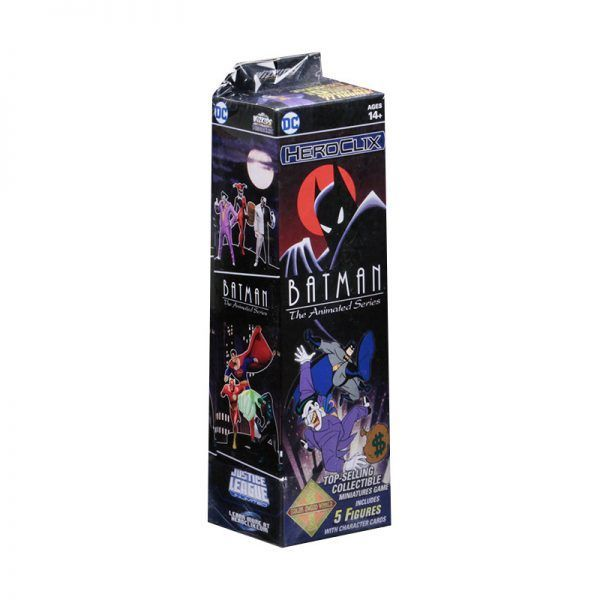 Heroclix Batman The Animated Series - Booster