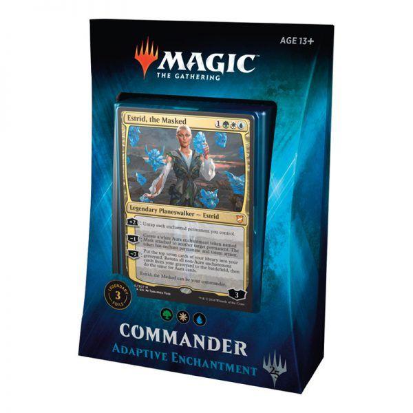 MTG Commander 2018 Adaptive Enchantment