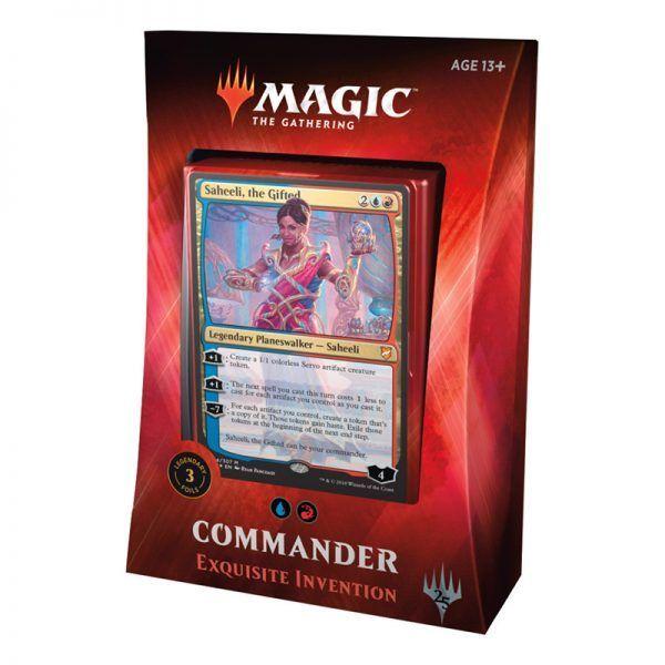 MTG Commander 2018 Exquisite Invention