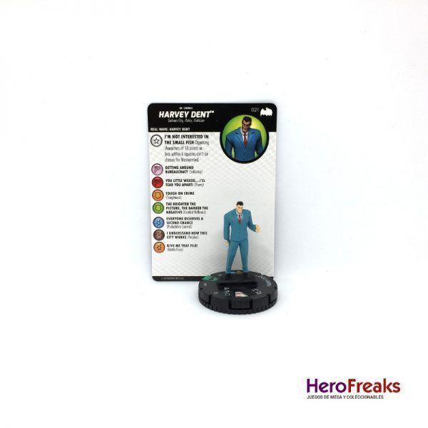 Heroclix Batman TAS – 021 Harvey Dent