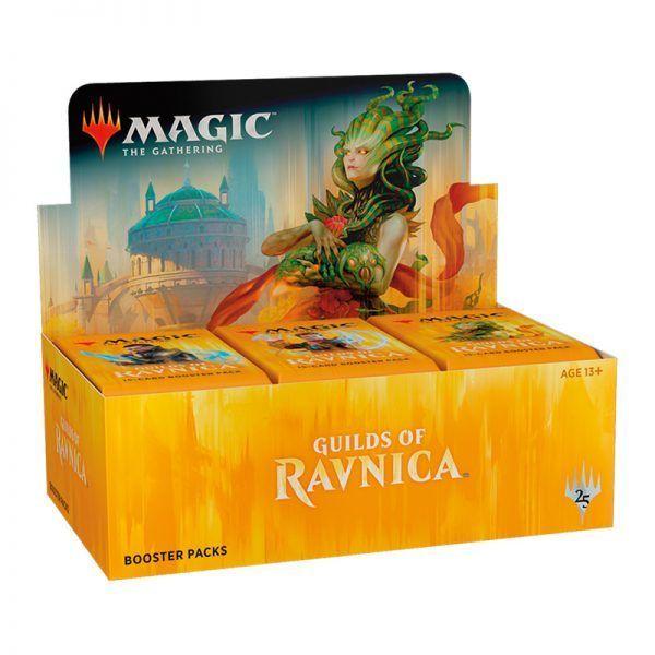 MTG Guilds of Ravnica - Caja de Sobres