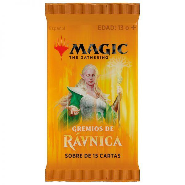 MTG Guilds of Ravnica - Sobre