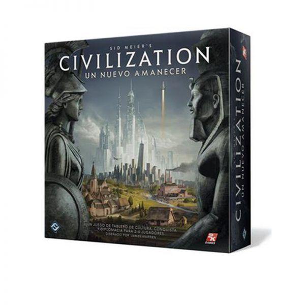 Civilization Un Nuevo Amanecer