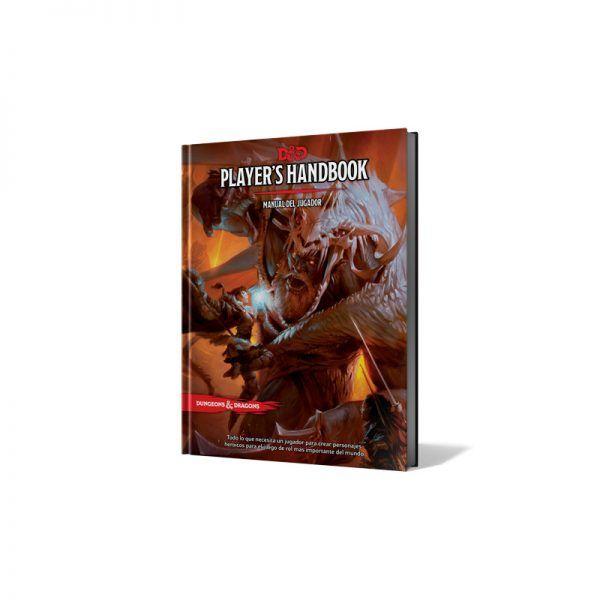 Dungeons & Dragons - Manual del Jugador