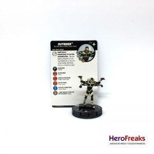 Heroclix Secret Wars Battleworld – 014 Outrider