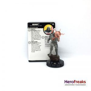Heroclix Secret Wars Battleworld – 052 Regent