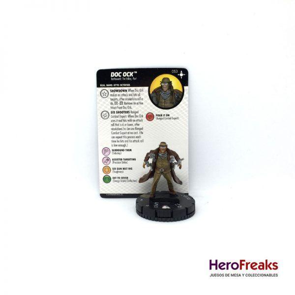 Heroclix Secret Wars Battleworld – 053 Doc Ock
