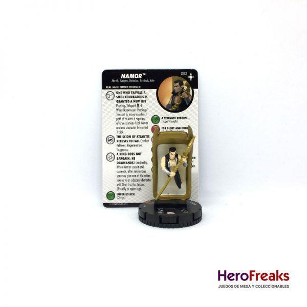 Heroclix Secret Wars Battleworld – 062 Namor