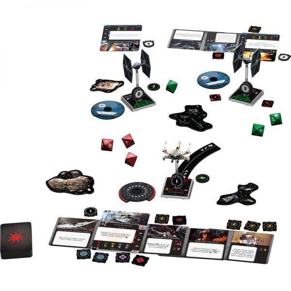 Star Wars X-Wing Segunda Edición Caja Básica