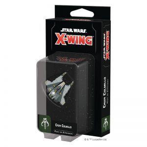 Star Wars X-Wing Segunda Edición Caza Colmillo