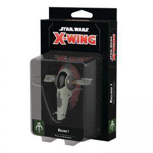 Star Wars X-Wing Segunda Edición Esclavo I