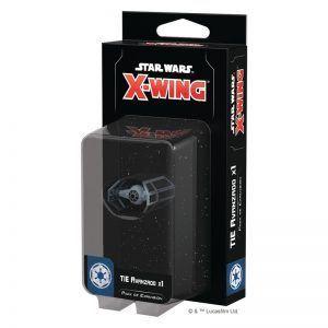 Star Wars X-Wing Segunda Edición TIE Avanzado x1