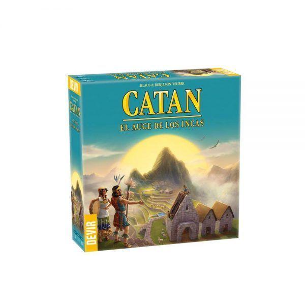Catan El Auge de los Incas