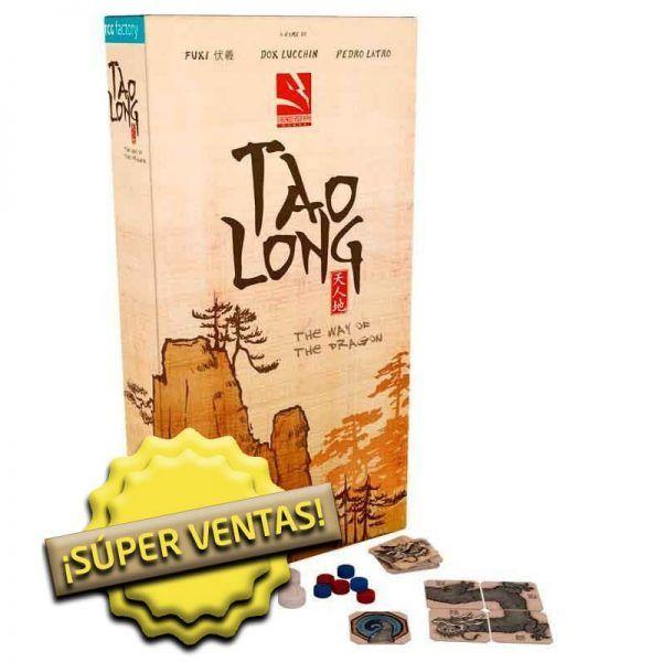 Tao Long Way of the Dragon