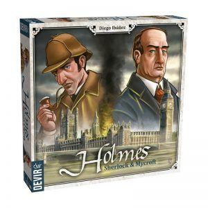 Holmes Sherlock & Mycroft