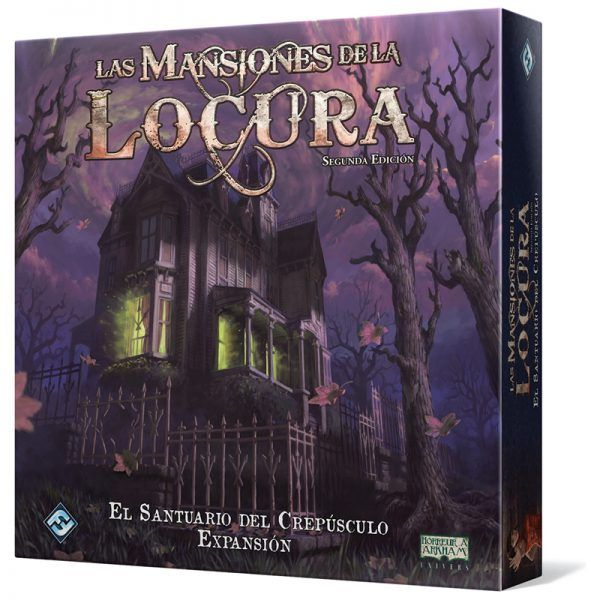 Las Mansiones de la Locura El Santuario del Crepúsculo
