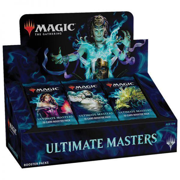 MTG: Ultimate Masters - Caja de Sobres