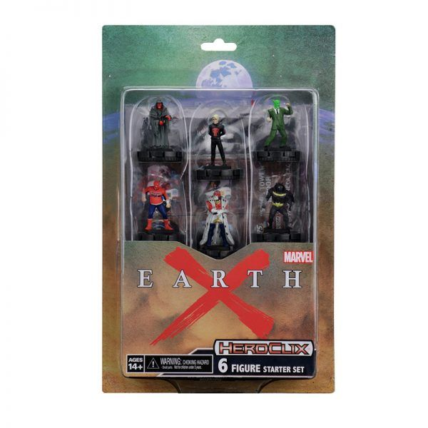 Heroclix Marvel Earth X Starter Set