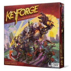 KeyForge La Llamada de los Arcontes Caja Básica