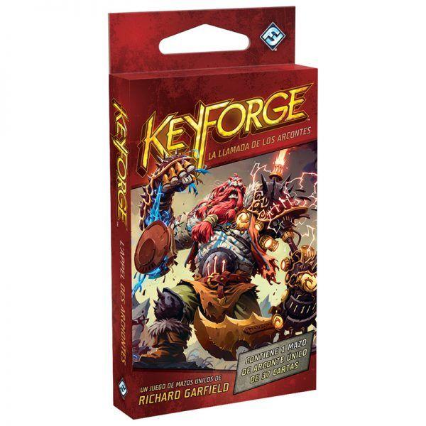 KeyForge La Llamada de los Arcontes - Mazo de Arconte
