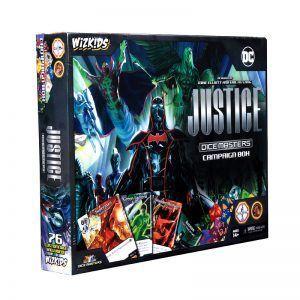 Dice Masters DC Justice Campaign Box - Campaign Box