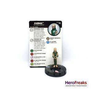 Heroclix Earth X – 016 Karnak